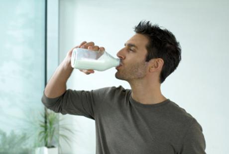 Minum Susu Bisa Buat Gemuk